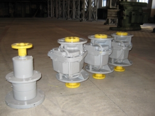 Wave Reducer and Mixer Gear Units